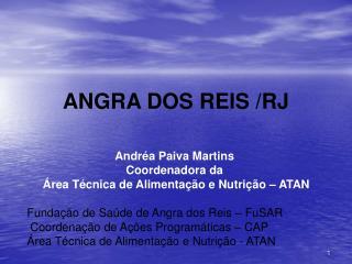 ANGRA DOS REIS /RJ