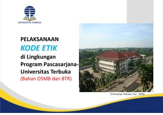(Universitas Terbuka, Doc., 2009)
