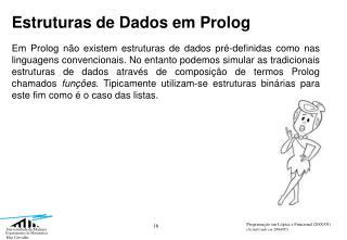 Estruturas de Dados em Prolog