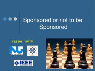 Sponsored or not to be  Sponsored
