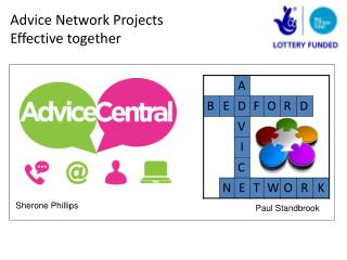 Advice Network Projects  Effective together