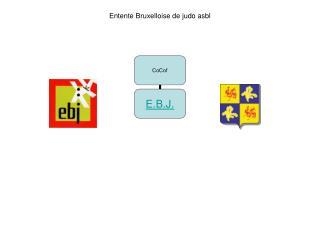 Entente Bruxelloise de judo asbl