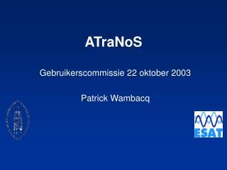 ATraNoS