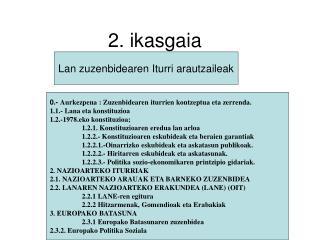 2. ikasgaia