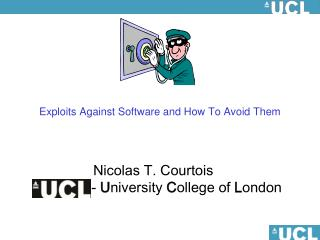 Exploits Against Software and How To Avoid Them