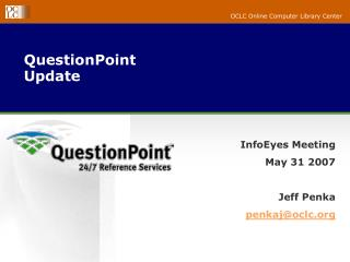 QuestionPoint  Update