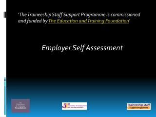 Are you interested in the Traineeship Programme?