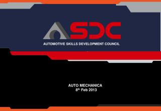Agenda -Skilling Challenge -Actionable Points -ASDC Role