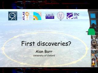 First discoveries?