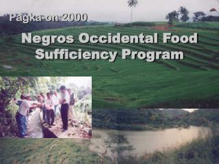 Negros Occidental Food Sufficiency Program