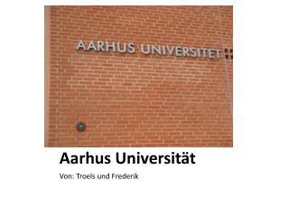 Aarhus  Universität
