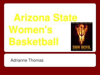 Arizona State Women's Basketball