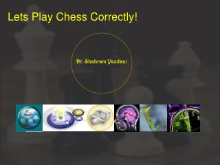 Lets Play Chess Correctly!