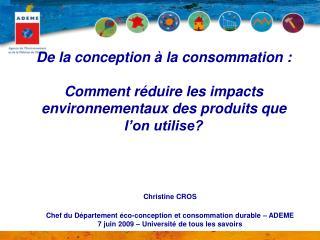 Christine CROS
