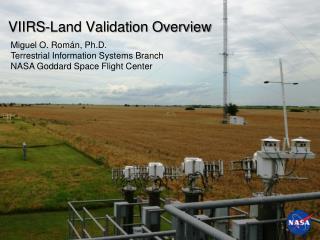 VIIRS-Land Validation Overview