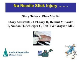 Story Teller -  Rhea Martin