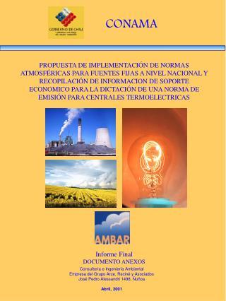 Consultoria e Ingeniería Ambiental Empresa del Grupo Arze, Reciné y Asociados