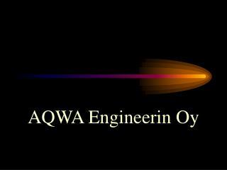 AQWA Engineerin Oy