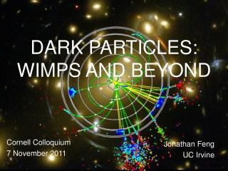 DARK PARTICLES: WIMPS AND BEYOND