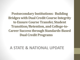 2009-2010 American Recovery and  Reinvestment Act   Enhancing Education through Technology Grant:   Improving Instructio