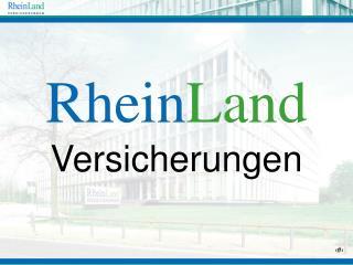 Rhein Land Versicherungen