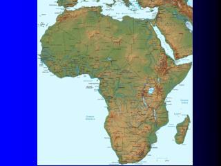 ÁFRICA DO NORTE – MUNDO ÁRABE ISLÂMICO