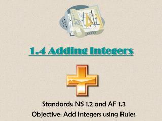 1.4 Adding Integers