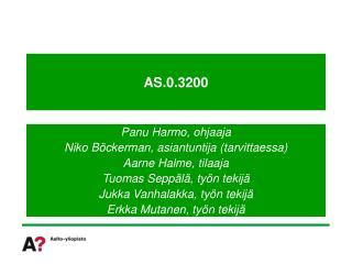 AS.0.3200