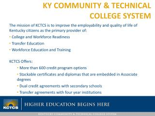 KY Community & Technical College System