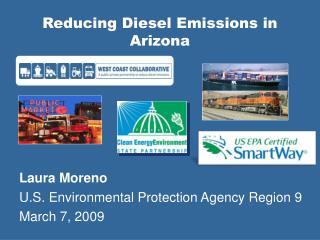 Reducing Diesel Emissions in Arizona
