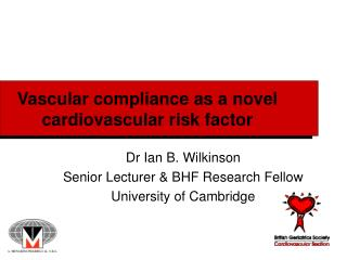 Vascular compliance as a novel cardiovascular risk factor