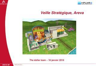 Veille Stratégique, Areva