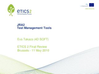 JRA2 Test Management Tools
