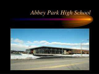 Abbey Park High School