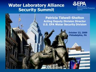 Water Laboratory Alliance  Security Summit