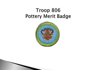 Medicine Merit Badge Class 3