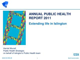Annual public health report 2011