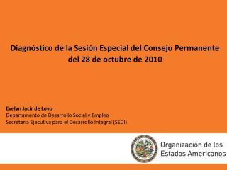 DD.HH. Personas Mayores Marco institucional: