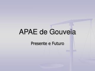 APAE de Gouveia