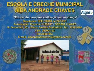 Escola Municipal Aída Andrade Chaves