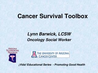 Cancer Survival Toolbox