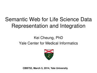 Semantic Web for Life Science Data Representation and Integration