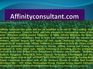 Buy Residential Floors in Vasant Vihar South Delhi