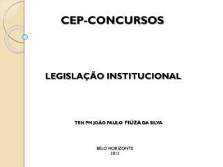 CEP-CONCURSOS