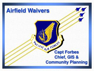Airfield Waivers