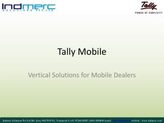 Tally Mobile