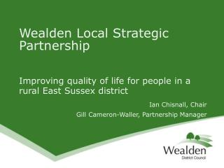 Wealden Local Strategic Partnership