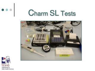 Charm SL Beta-Lactam Training