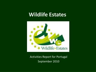 Wildlife Estates