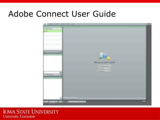 Adobe Connect User Guide